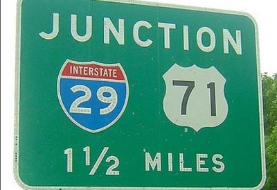 Sheriff Strong concerned about Hwy 71 traffic with latest I