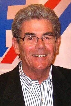 Fred N. Hackett III, 73, of Chandler, Arizona