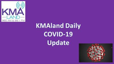 KMAland Daily COVID-19 Update
