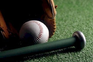 KMAland Baseball logo