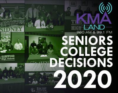 2020 Senior College Decisions