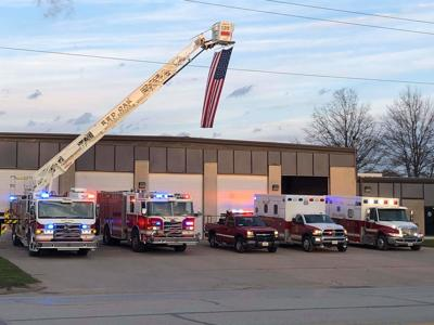 Red Oak Fire Department support