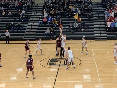 Glenwood vs. Clarke Basketball
