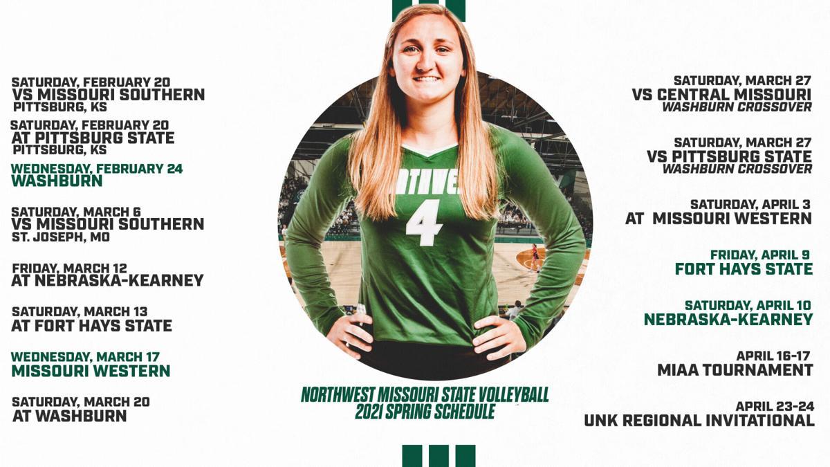 Northwest Spring Volleyball Schedule