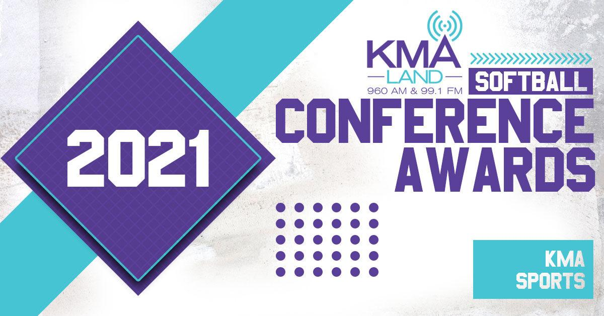 Presenting the 2021 KMAland Softball Conference Awards