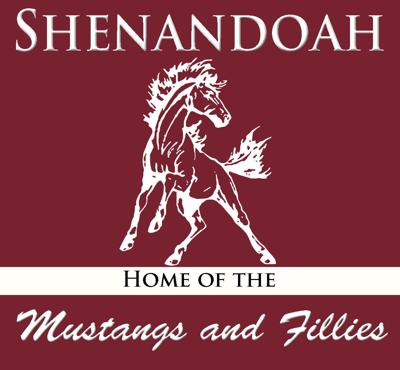 Shenandoah Mustangs and Fillies