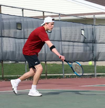 Clarinda Boys Tennis