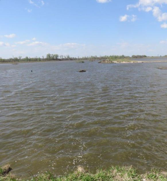 Contract awarded to fix levee breach near Bartlett | News