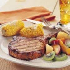 Mike Ditka's Official Tailgater's Pork Chop
