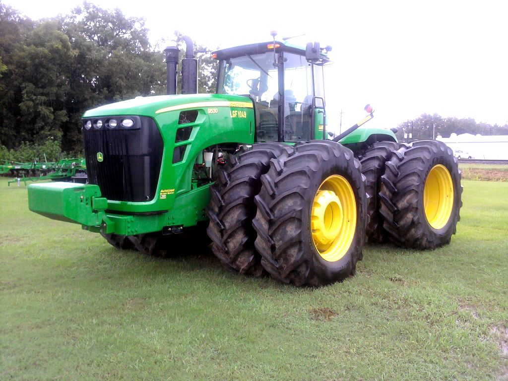 Big equipment calls for big tires ag for Big tractor tires for free