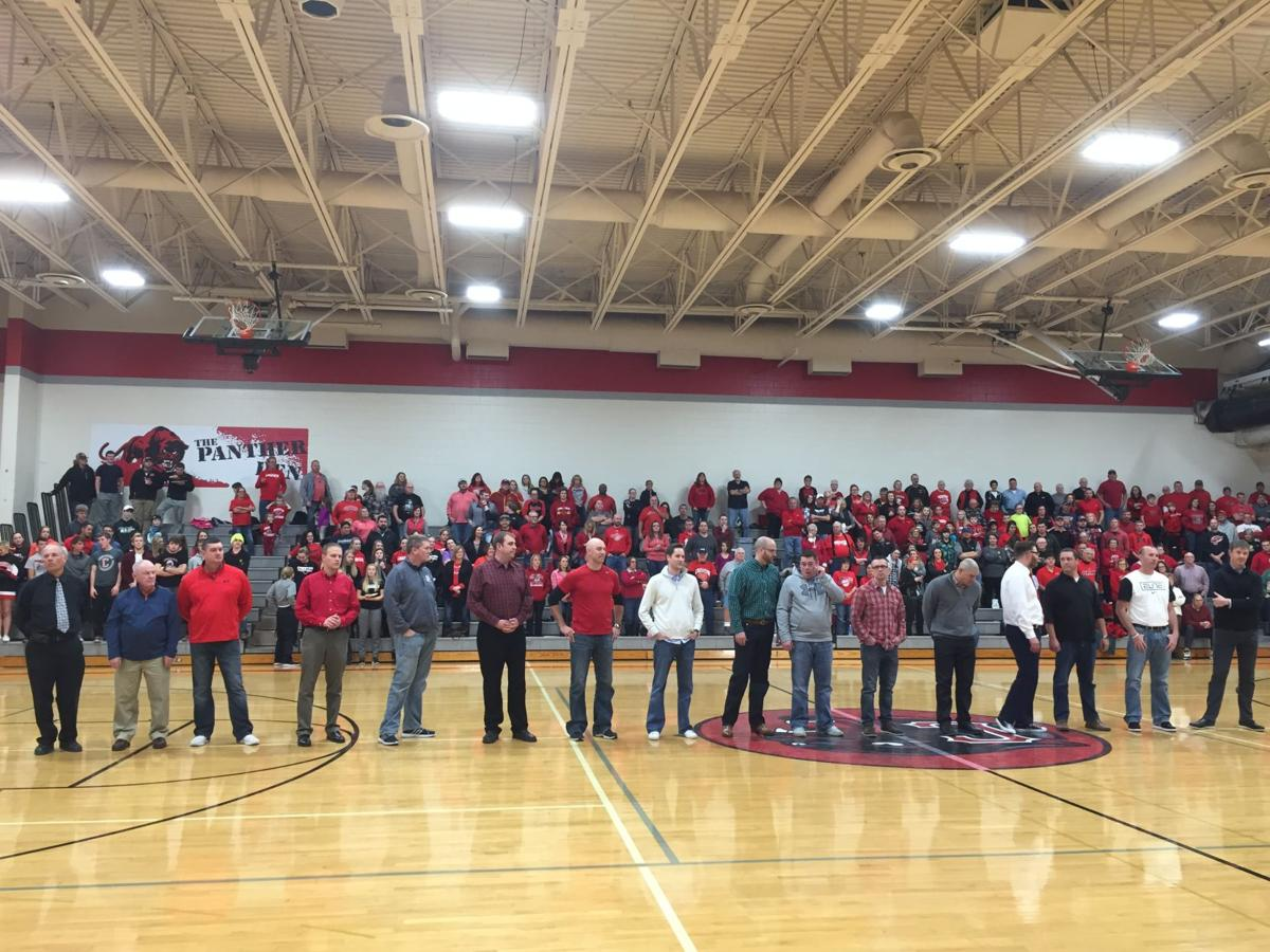 Creston Boys Basketball - Hall of Fame