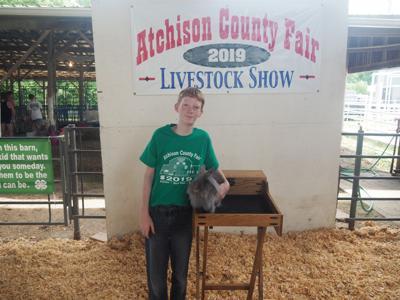 2019 Atchison County Fair-Rock Port, Missouri