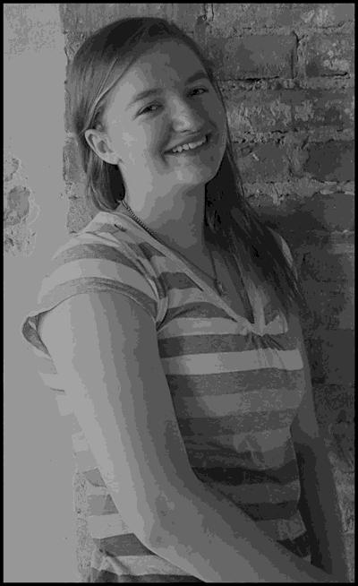 """Gabriella """"Gaby"""" Kalambokidis, 22 of Griswold, Iowa"""