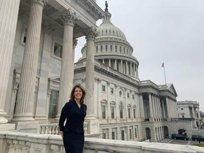 Iowa Congresswoman Cindy Axne