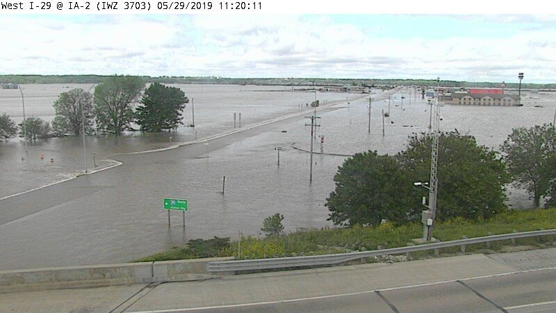 Update: I-29 closed from St  Joseph to Highway 34 | News | kmaland com