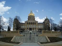 State Capital of Iowa