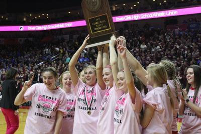 Treynor Girls - State Champions