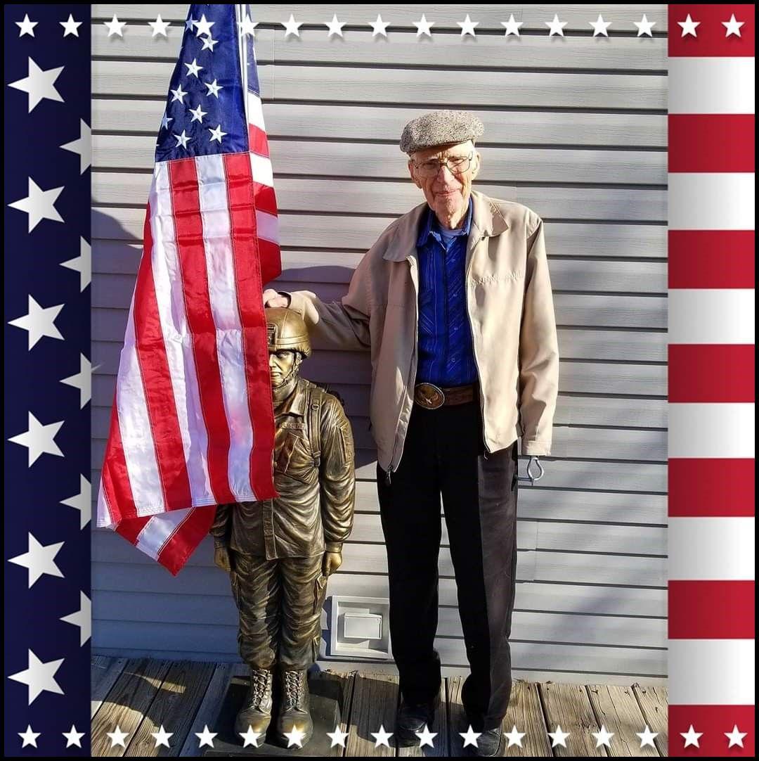 Burl J. Krecklow, 95 of Glenwood, Iowa