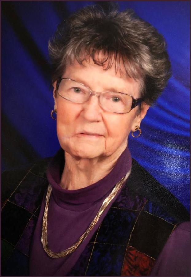 June McMahill, 86 of Glenwood, Iowa