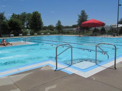 Wilson Aquatic Center in Shenandoah