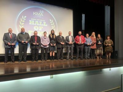 KMA Sports Hall of Fame 2019-20