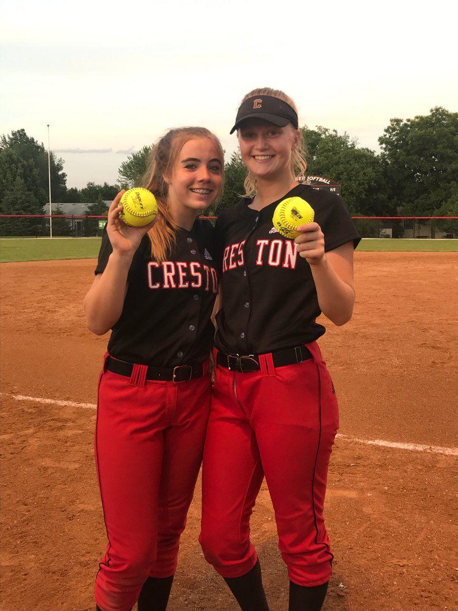 Creston Softball
