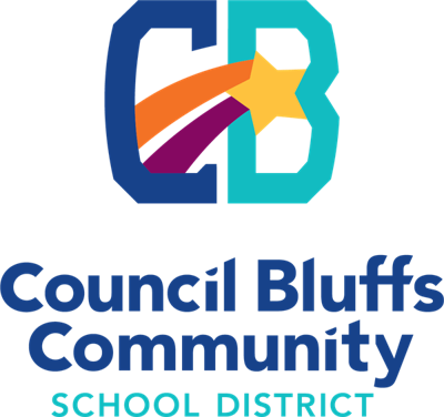 Council Bluffs School District logo
