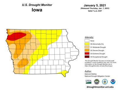 US Drought Monitor