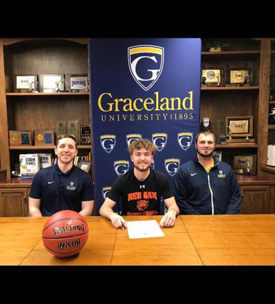 Isaac Birt signs with Graceland