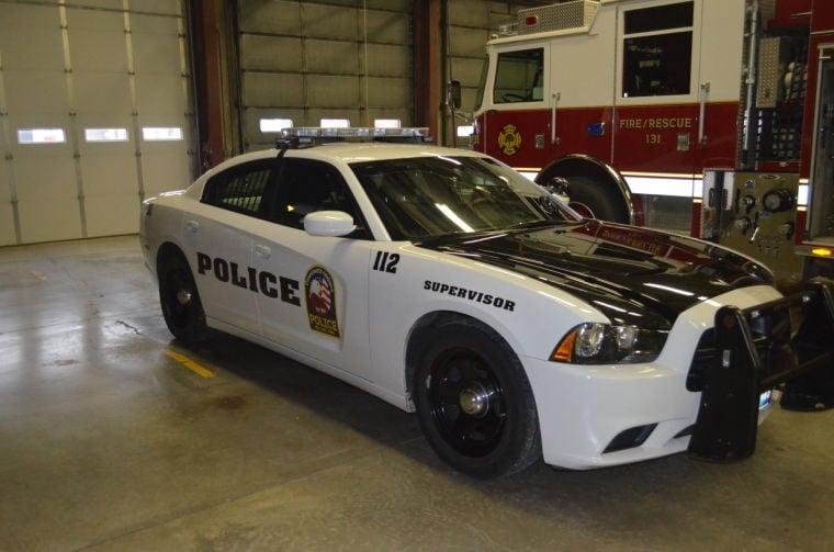 Red Oak Police Car
