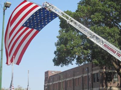 Shenandoah 9/11 services 2017