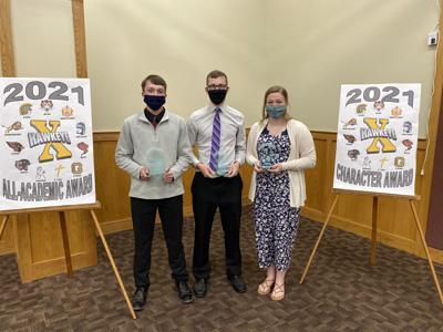 Shenandoah High Hawkeye 10 Award Winners