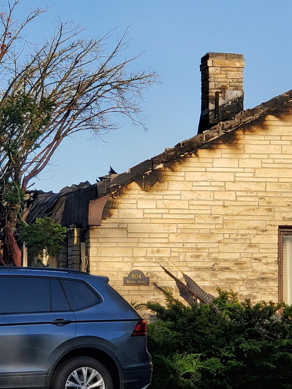 Shenandoah house fire