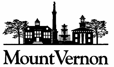 Mount Vernon city logo