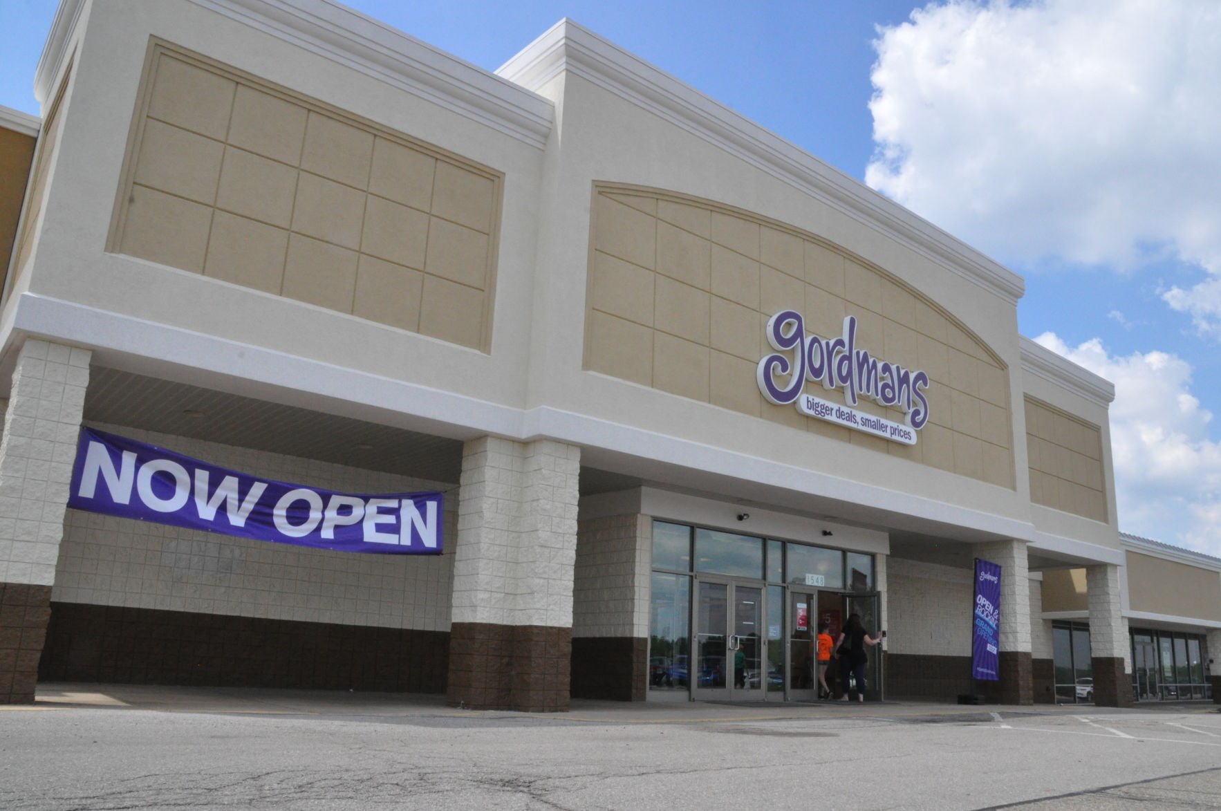 picture regarding Pat Catans Coupon Printable titled 1000's flock toward Gordmans for Mount Vernon grand opening