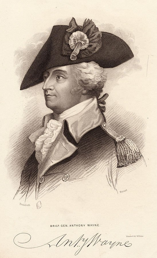 General Mad Anthony Wayne