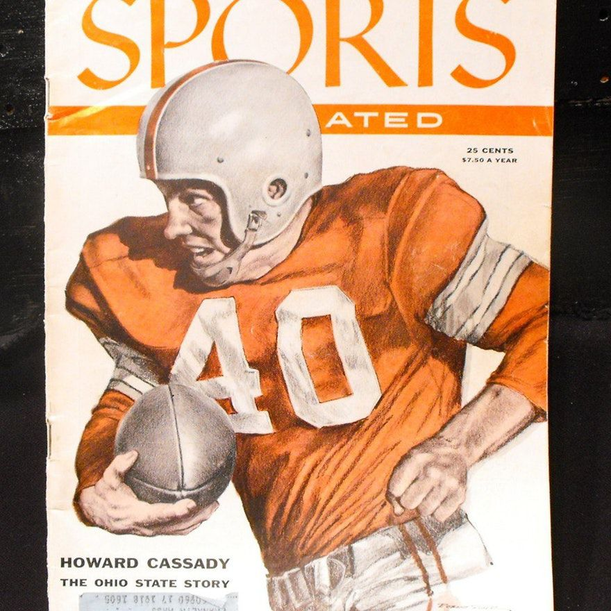 Hopalong Cassady on Sports Illustrated cover