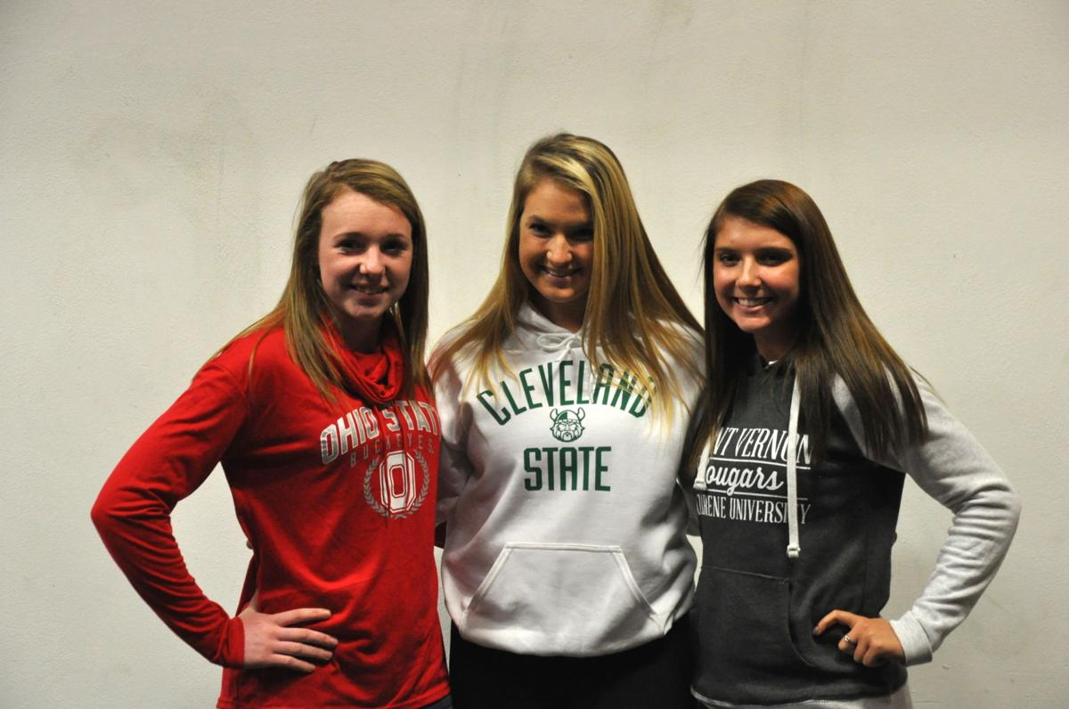 Three Yellow Jackets sign to play college softball | Sports