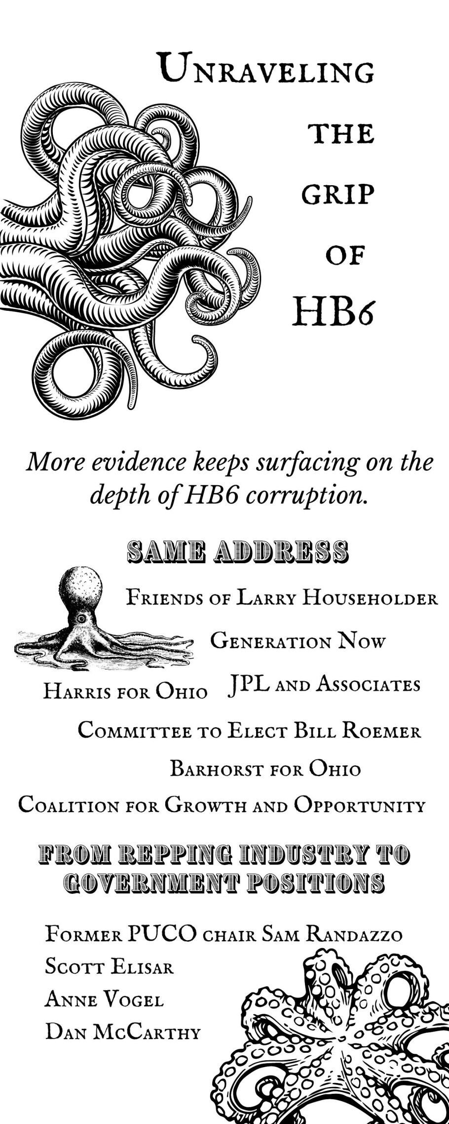 Unraveling HB6