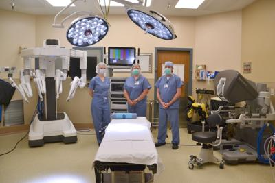 KCH robotic surgery system