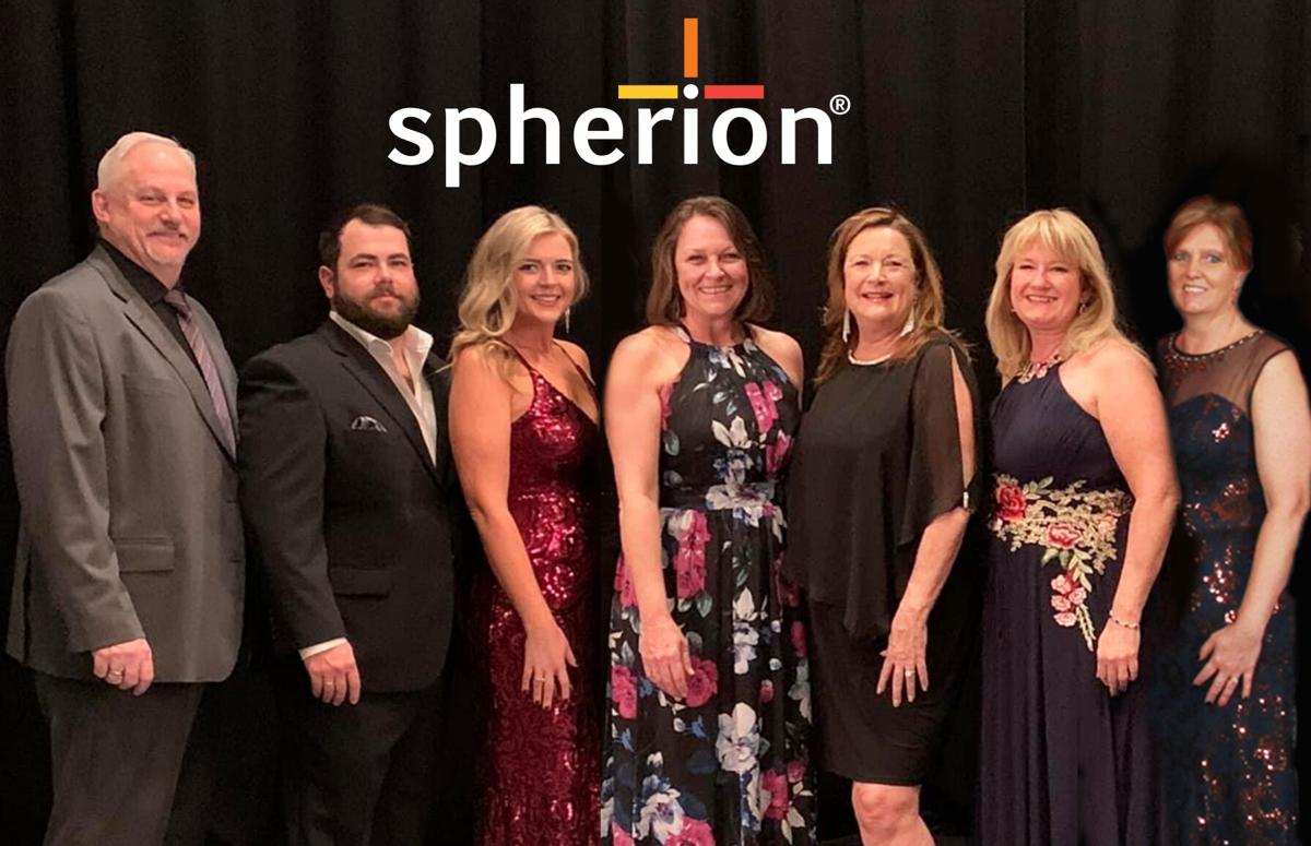 Spherion Leadership Team 2020