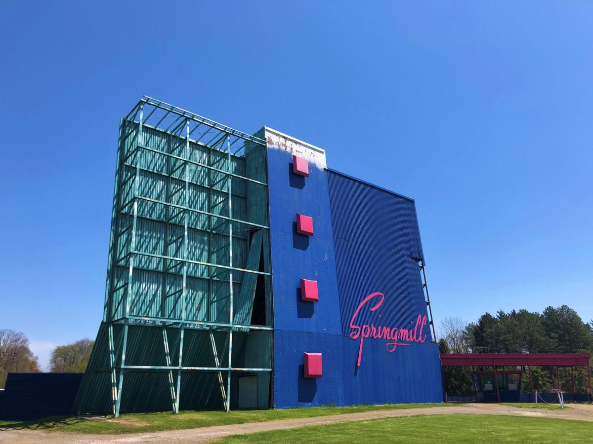 Springmill Drive In Theater Opens Its 2020 Season This Weekend In Mansfield Life Culture Knoxpages Com