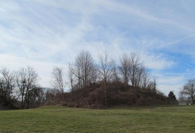 The mound in Homer