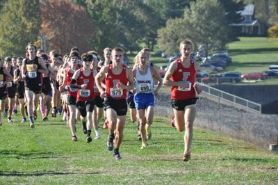 Fredericktown cross country
