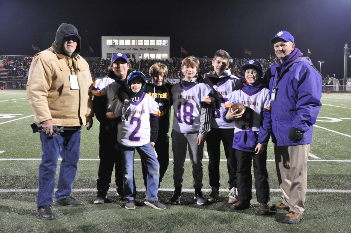East Knox youth football
