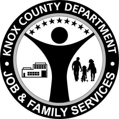 Knox County Department of Job and Family Services logo