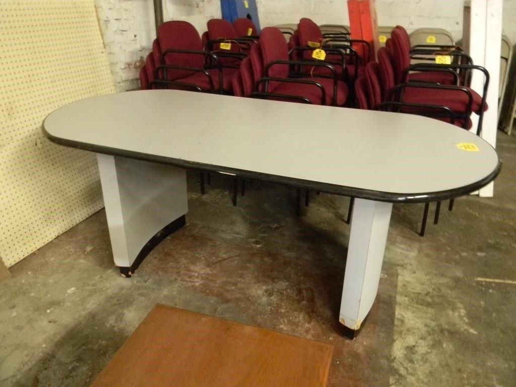 online auction conference table