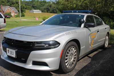State Trooper cruiser Stock 4 OHSP Patrol