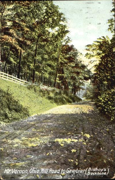 Gambier Hill Road