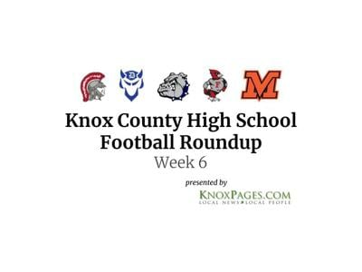 Knox County High School Football Roundup